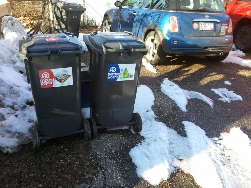 Two-sort-recycling